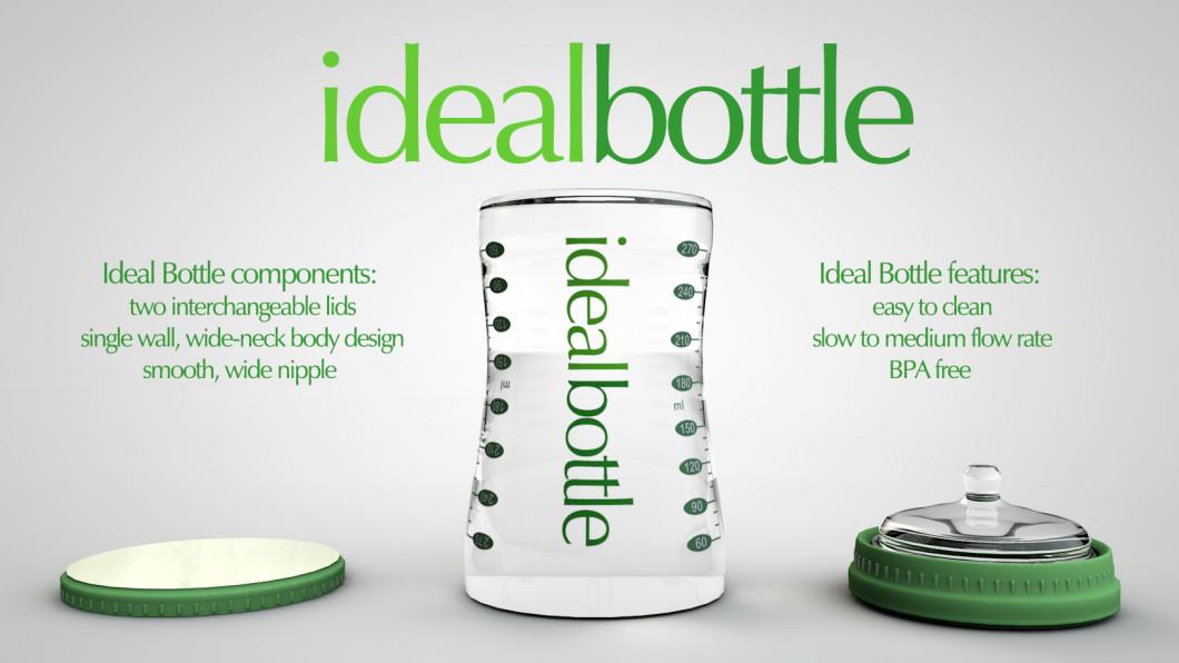 Baby Bottle design by Tim Furlong Jr.