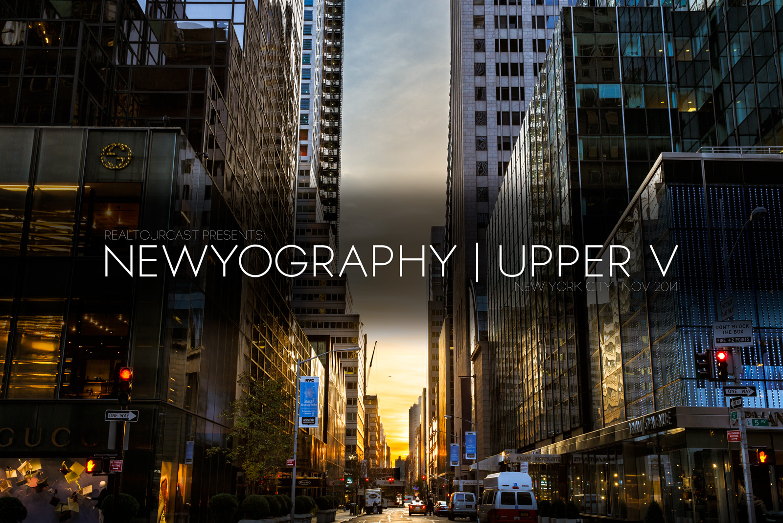 Newyography | Upper V | Architectural Photography
